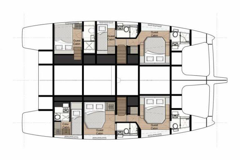 ADARA layout
