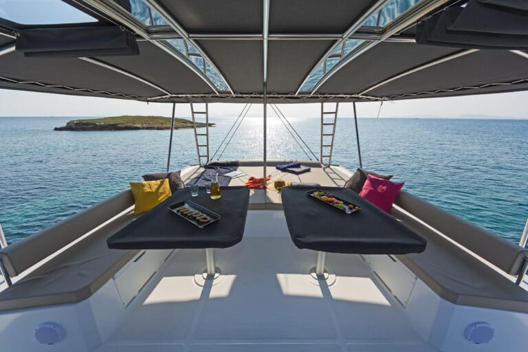 Babalu - Available for charter