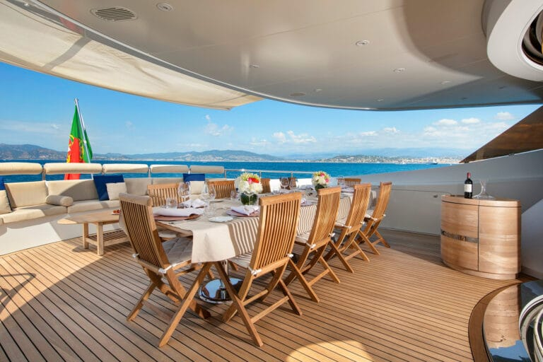 Super Yacht BLUE MAGIC available for charter