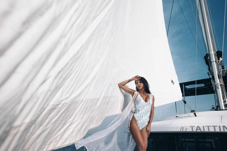 Catamaran Blue Moon - available for charter
