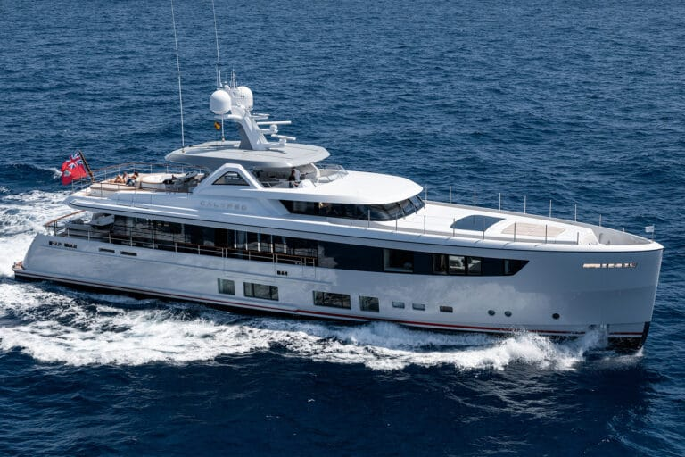 Luxury Motor Yacht CALYPSO I - Available for charter