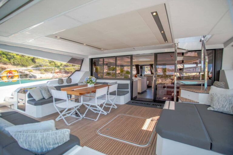Christal Mio - available for charter