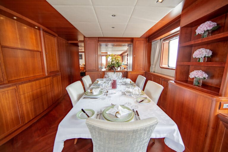 Super Yacht Cornelia - Available for charter