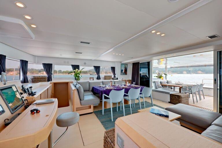 Luxury Catamaran CROCODILE DADDY - Yacht Available for charter
