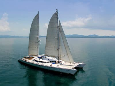 Super yacht DOUCE FRANCE - available for charter
