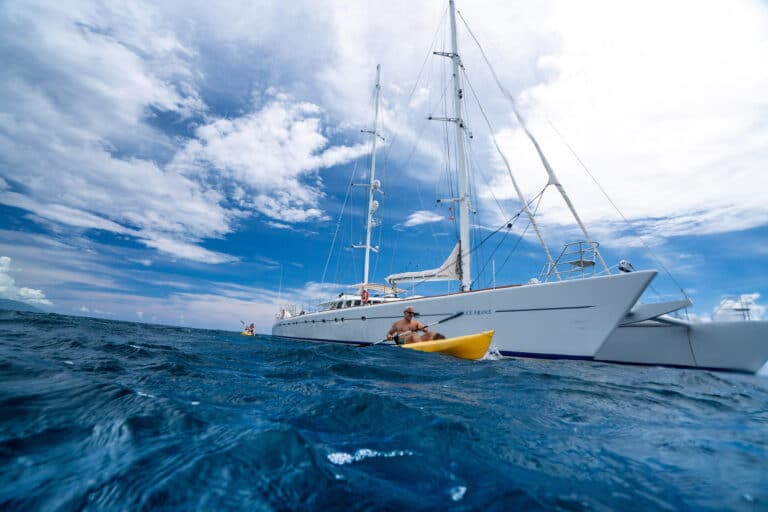 Super yacht DOUCE FRANCE - Toys - Sea Kayak