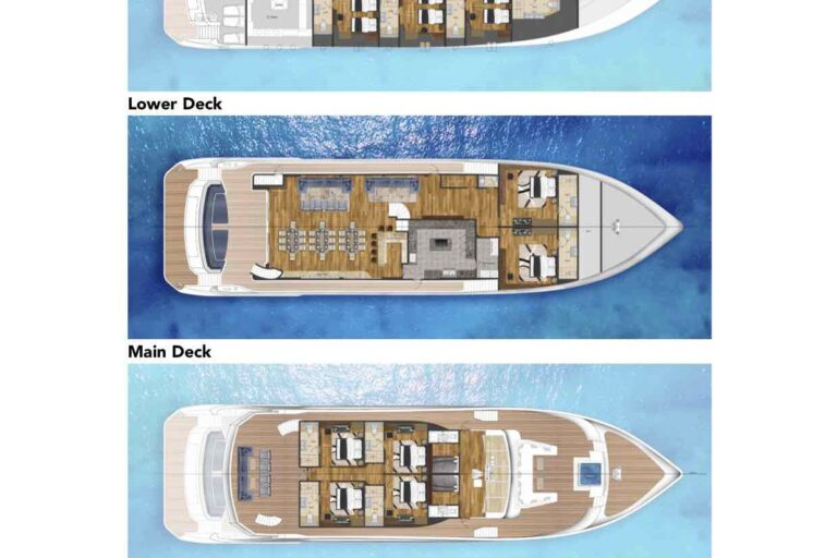 Super Yacht FELICITY - available for charter
