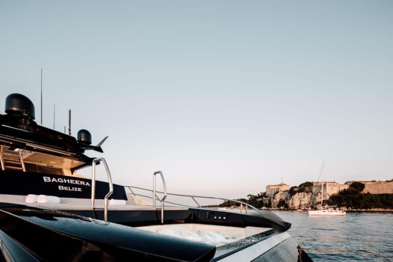 Yacht Bagheera - Pool