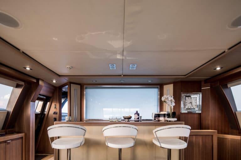 Super Yacht BAGHEERA - Bar