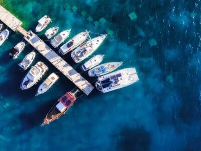 yacht management, charter management, new build project management