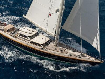 Luxury Sailing Yacht MARAE - Sailing