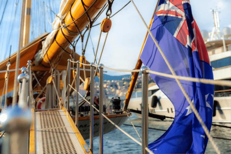 Luxury Sailing Yacht GERMANIA NOVA - For Sale