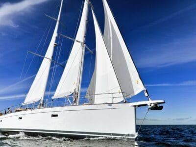 Sailing Yacht Helene - Opus 68