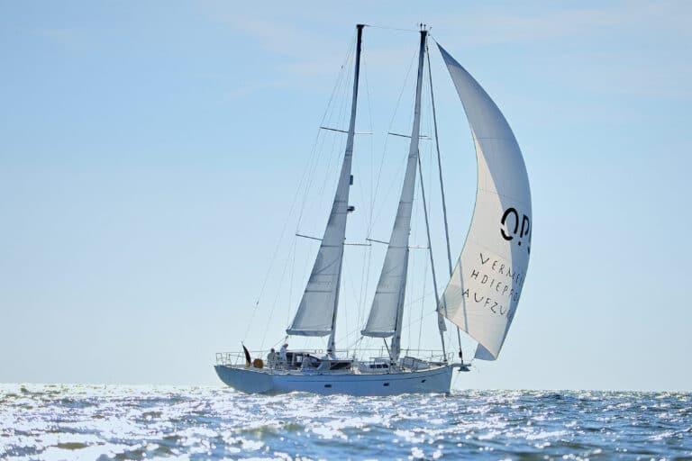 Sailing Yacht Helene - Sailing