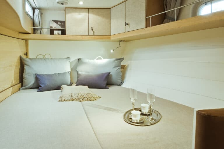 Sailing Yacht Helene - Guest Cabins