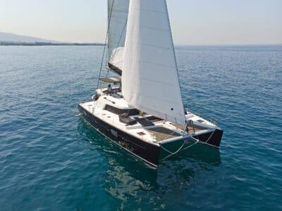 Luxury Sailing Catamaran IDEA! - sailing