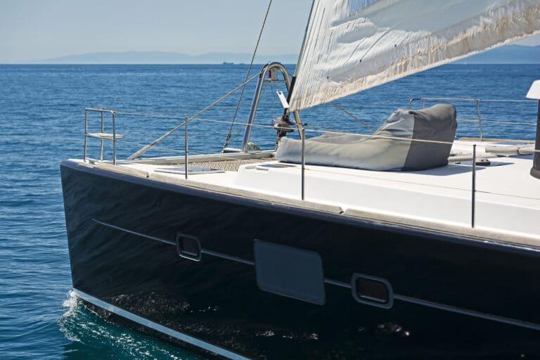 Luxury Sailing Catamaran IDEA! - Side