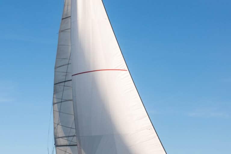 Luxury yacht LEATSA - Sailing