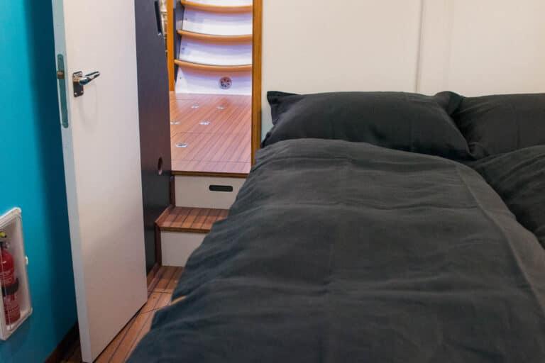 Luxury yacht LEATSA - Cabin 1