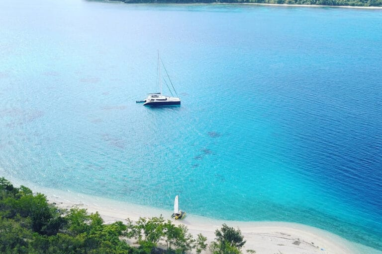 Luxury Catamaran LEVANTE - Lagoon