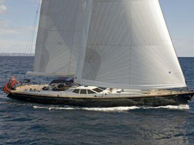Luxury Sailing Yacht - Margaret Ann - Sailing