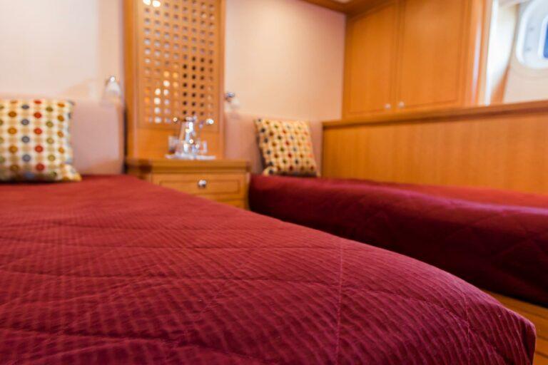 Luxury Sailing Yacht - Margaret Ann - Cabin