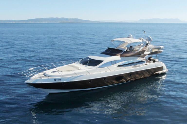 Luxury Motor Yacht MEDUSA