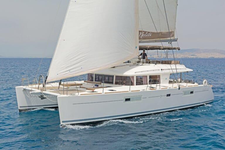 MELITI - Luxury Catamaran
