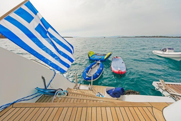 MELITI - Luxury Catamaran Toys