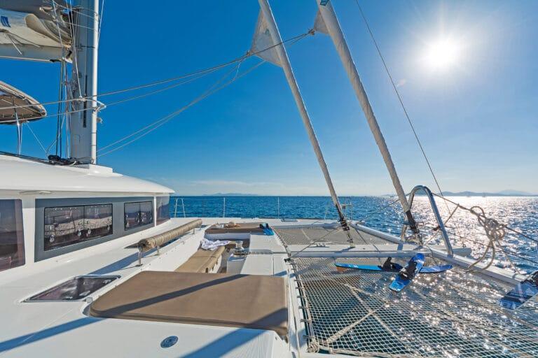 MELITI - Luxury Catamaran Sun Deck