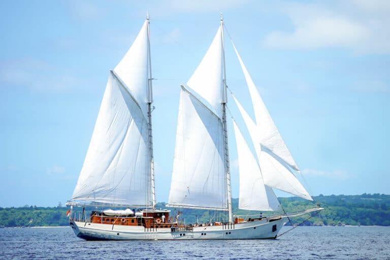 MUTIARA LAUT Sailing
