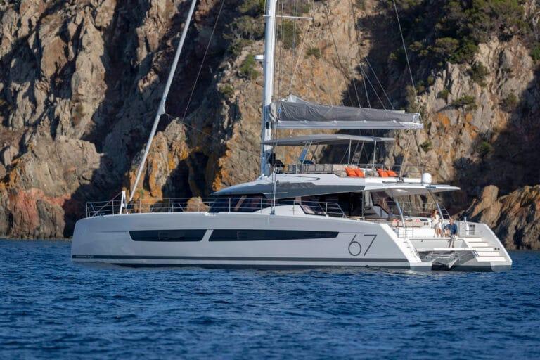 Luxury Catamaran NUMBER ONE - Starboard