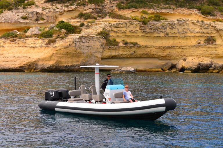 Sailing yacht PH3 Tender