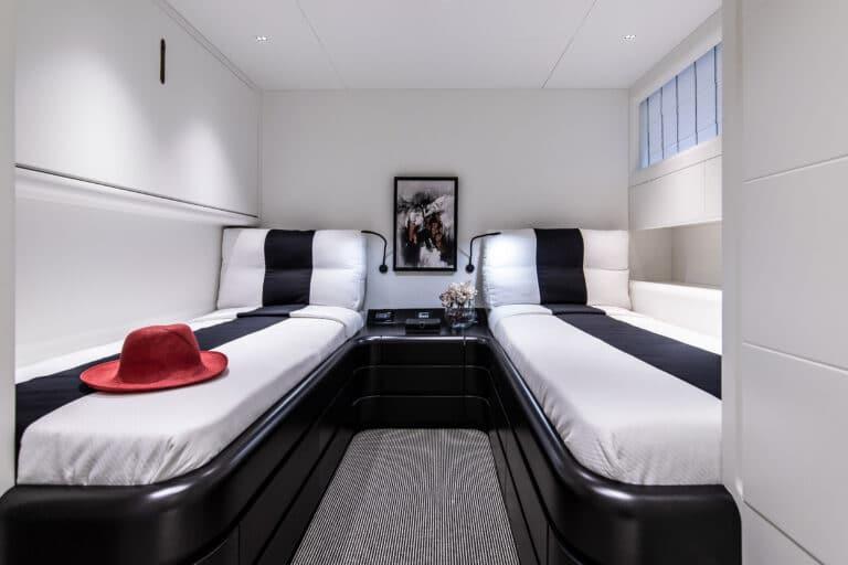 Luxury Motor Yacht PROJECT STEEL Twin