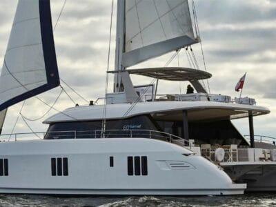 Luxury Catamaran SAMA