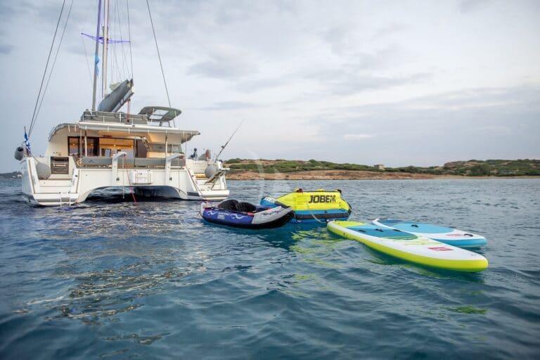 Luxury Yacht SEA ENERGY V - toys