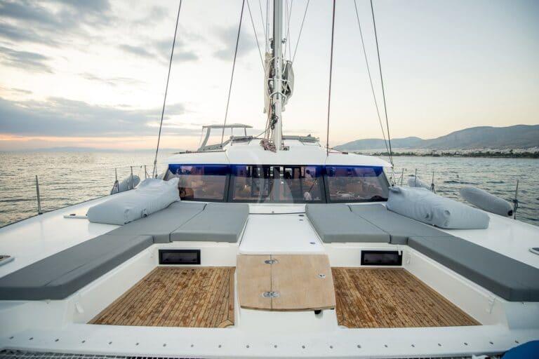 Luxury Yacht SEA ENERGY V - sun deck
