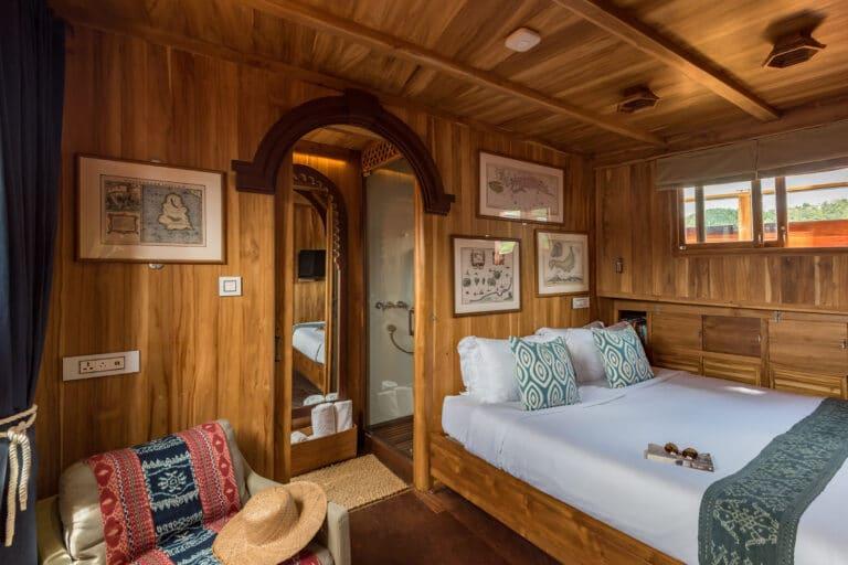Luxury Yacht SEQUOIA Ocean Suite
