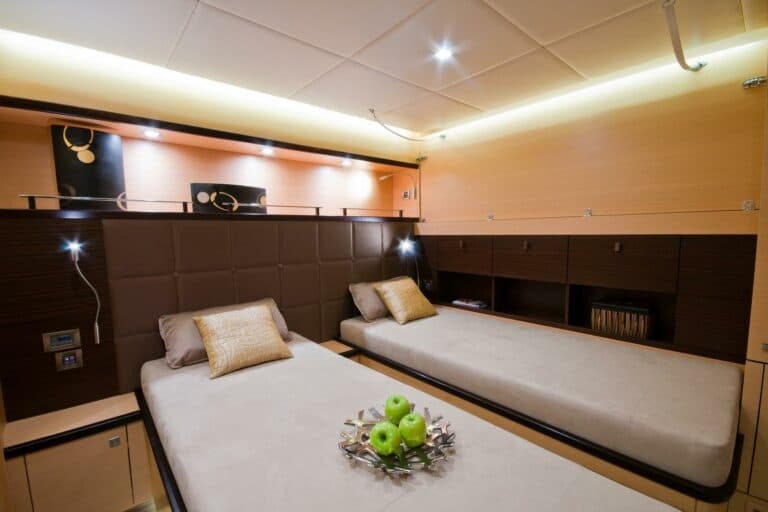 Sailing Catamaran IPHARRA Twin Cabin