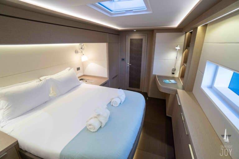 Sailing Yacht JOY - Lagoon 77 - Queen