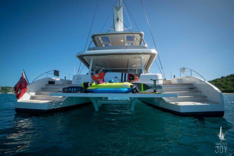 Sailing Yacht JOY - Lagoon 77 - Saloon 4Sailing Yacht JOY - Lagoon 77 - Toys