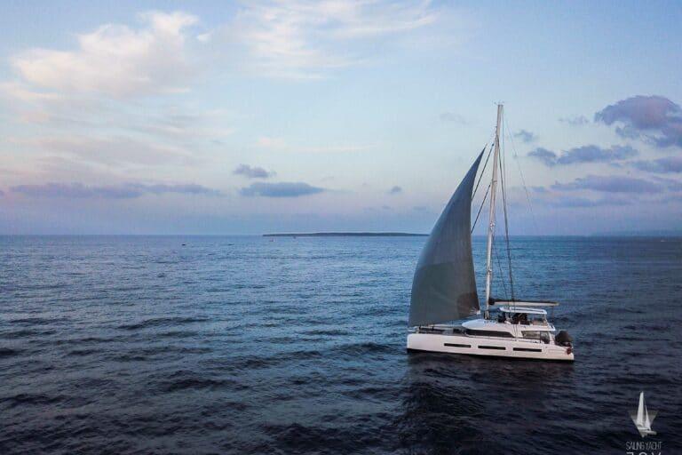 Sailing Yacht JOY - Lagoon 77 - Sailing