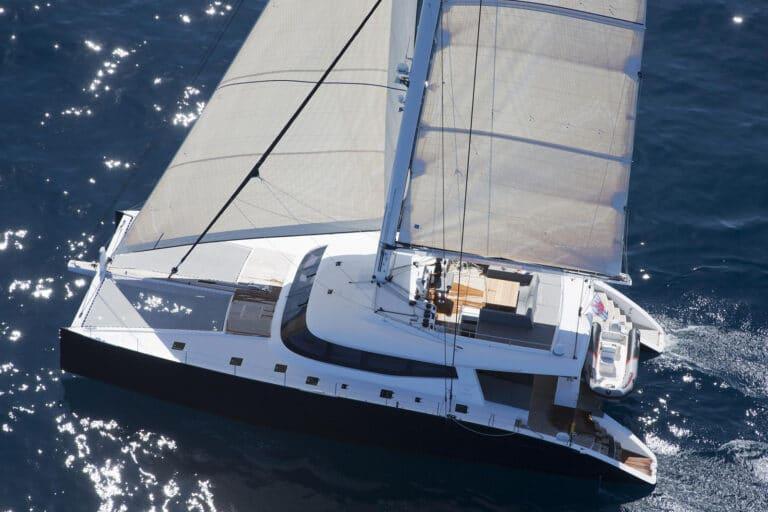 Luxury Catamaran LEVANTE - Sailing