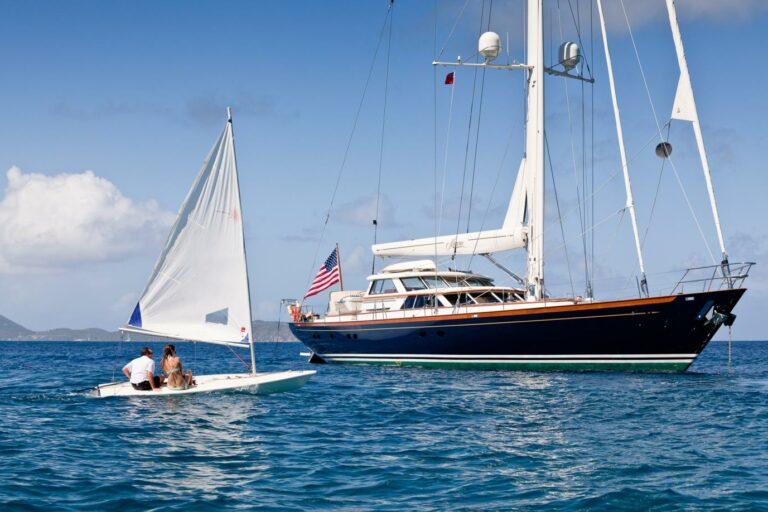 Luxury Sailing Yacht MARAE - Dinghy