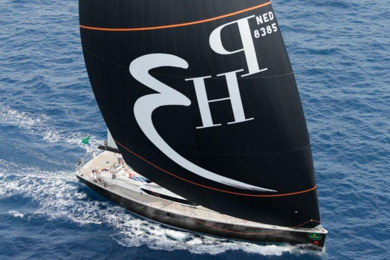 Sailing Yacht PH3 Spinacker