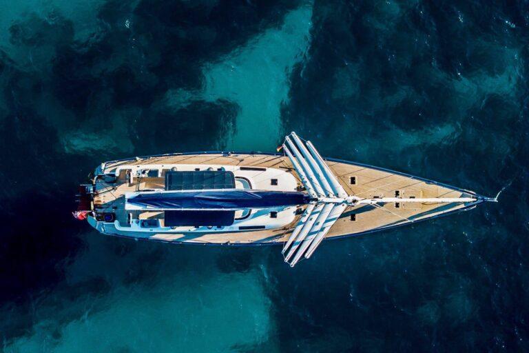 Palma de Mallorca, Spain, S/Y Blue Diamond