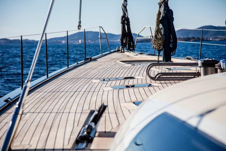 Blue Diamond deck