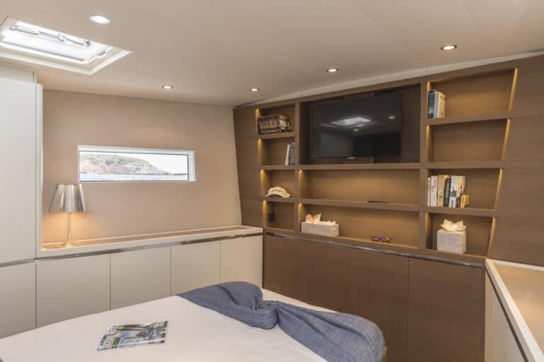 Luxury Yacht Allegro - Cabin 3
