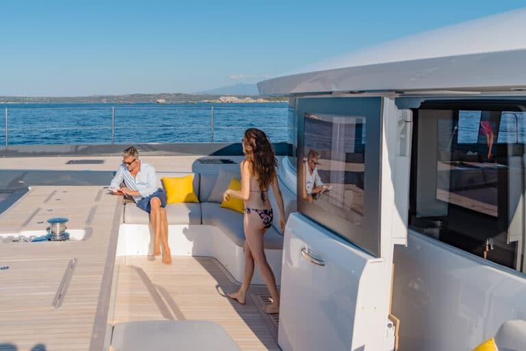Luxury Catamaran Early bird - Lifestyle
