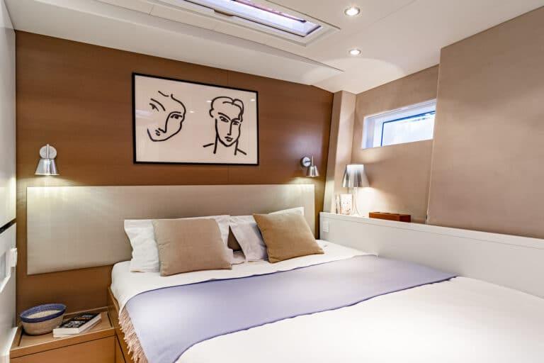 Spark - Luxury Sailing yacht - Cabin 3